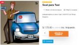 Soat rimac para Taxi 170 soles