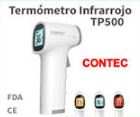 Termometro contec infrarrojo
